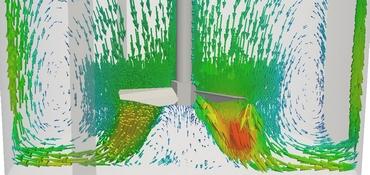 Simulation CFD des écoulements dans une cuve agitée